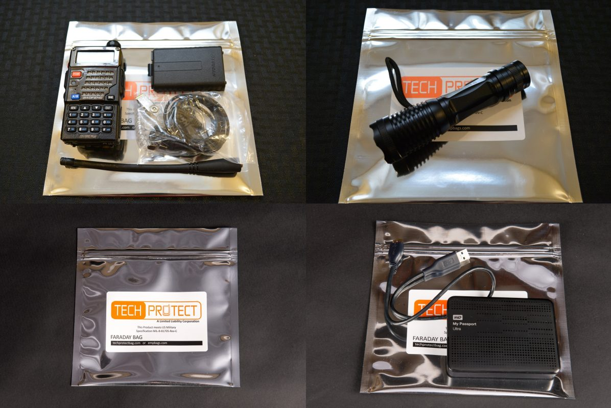 Tech Protect Faraday Cages Amp Emp Bags Military Grade