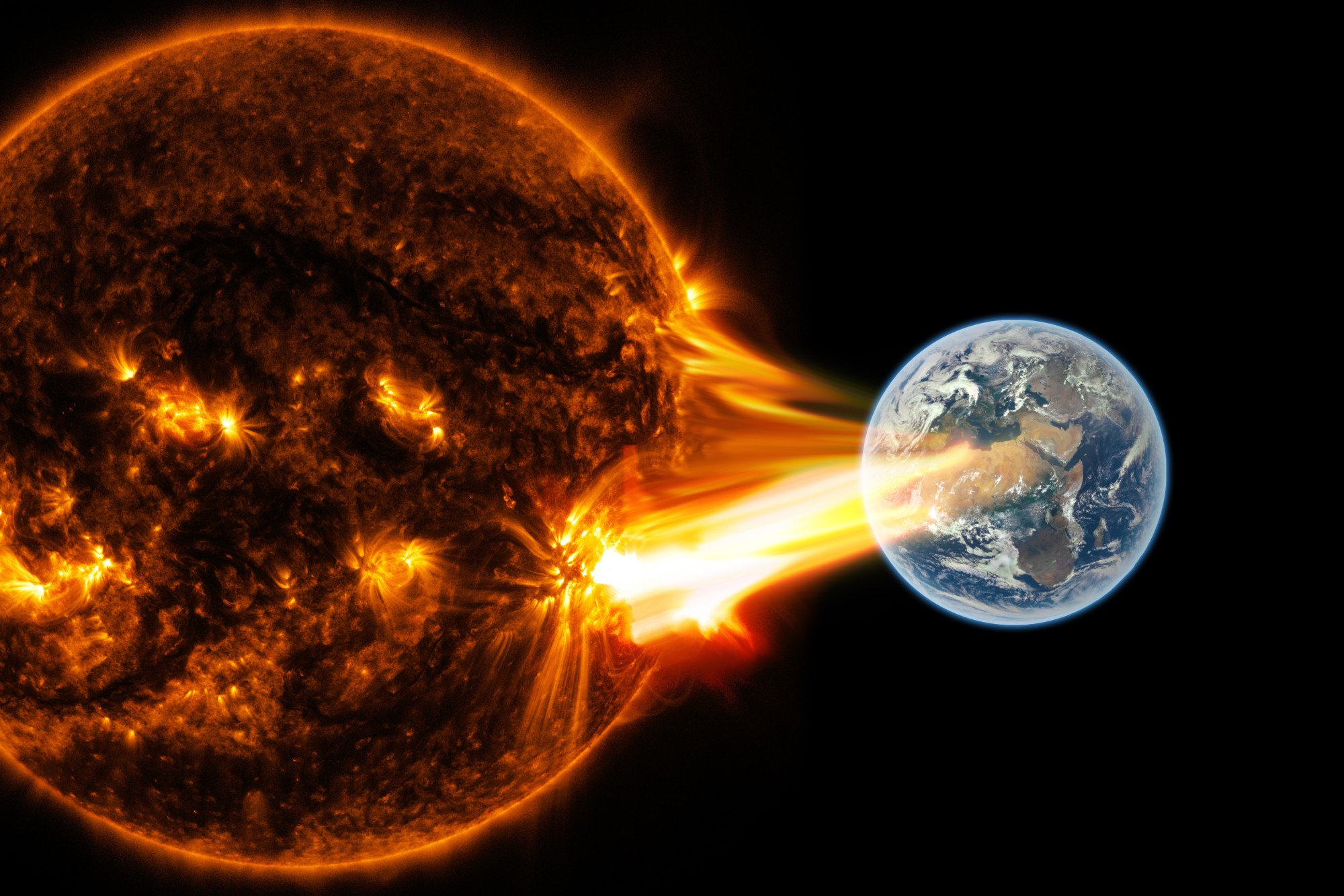 How to Prepare for the Devastating Impact of a Solar Storm