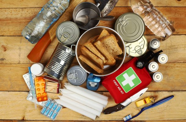 Preparing for an EMP: How to Create an Emergency Food Supply